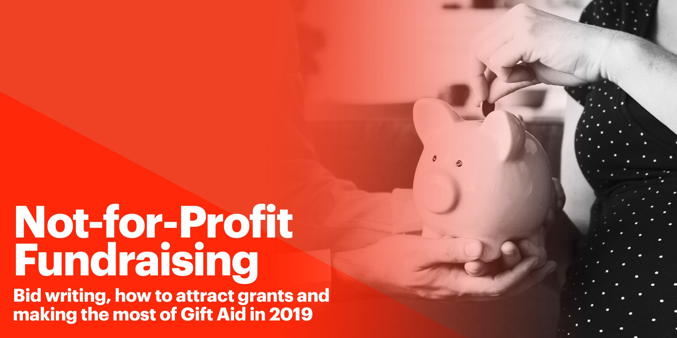Not For Profit Fundraising Seminar, Manchester, Saturday 2nd November